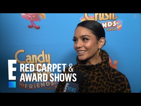 Vanessa Hudgens Reacts to Selena Gomez's Hospitalization | E! Red Carpet & Live Events thumbnail