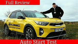 Kia Stonic , 1.0 T-Gdi 118 bhp . Full review ( ENG)