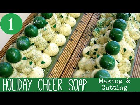 Holiday Cheer Soap | Royalty Soaps