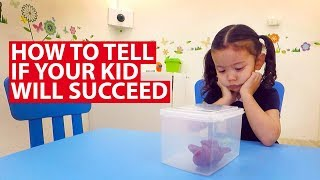 How To Tell If Your Kid Will Succeed | CNA Insider