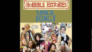 Watch Horrible Histories Born 2 Rule video