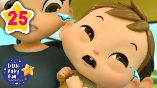 Wheels On The Bus   BRAND NEW   +More Baby Songs    Little Baby Bum