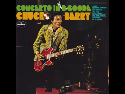 Chuck Berry - Good Looking Woman
