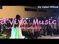 Via Vallen - surat cinta untuk starla dangdut cover with d'ViVa Music Live Spn banyubiru 5 Maret2017