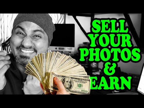 [HINDI] How to Sell Your Photos Online & Earn Money