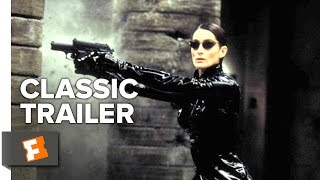 The Matrix Reloaded (2003) - Official Trailer