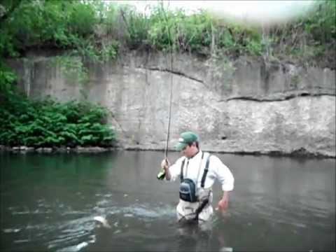 Fly Fishing May 7, 2013 with Jim Misiura