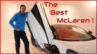 600LT - The best McLaren Bang for your Buck and they gave me the keys !