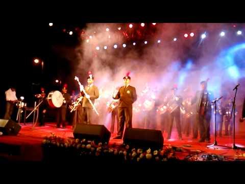 Kakariya karnival 2013 Bright school band