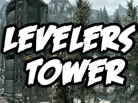 Skyrim Mods - Levelers Tower