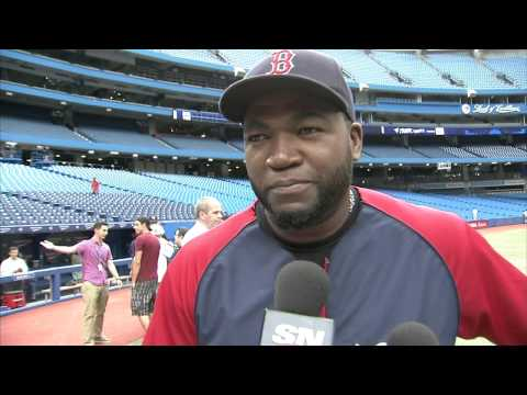 Ortiz big fan of Kawasaki personality