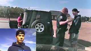 CAUGHT ON DASHCAM/BODYCAM: COP FIRED AFTER TRYING TO PICK A FIGHT WITH TEEN!
