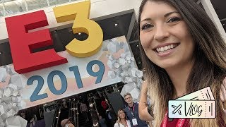 E3 2019! Cyberpunk 2077, Borderlands 3, Wolfenstein Youngblood, Nintendo Booths and Gameplay!!