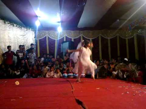 Beautiful Stage Dance