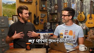 rhett and link moments that make me wheeze