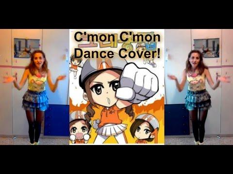 Crayon Pop C'mon C'mon Dance Cover (My Choreo)