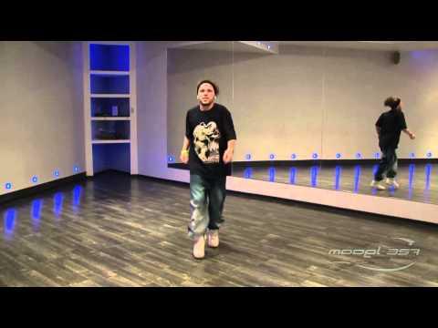 Саша Алехин - урок 1: видео уроки  Hip Hop