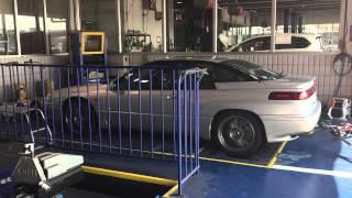 SUBARU Alcyone SVX  Power Check 2015