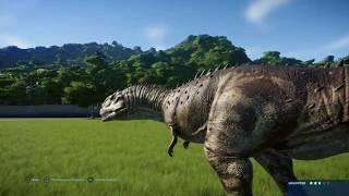 Jurassic World Evolution - Isla Nublar Sandbox #2