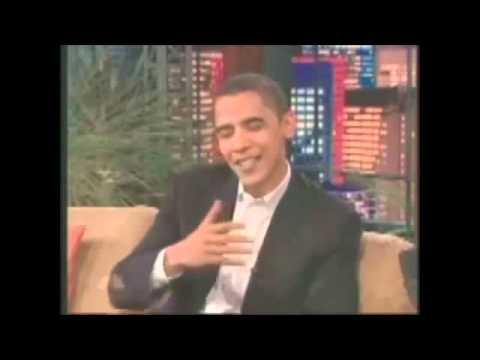 Bill Clinton, George Bush, and Barack Obama talk about their Marijuana use