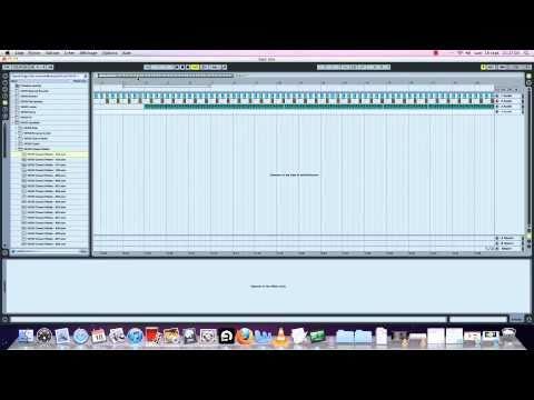 Ableton live débutant