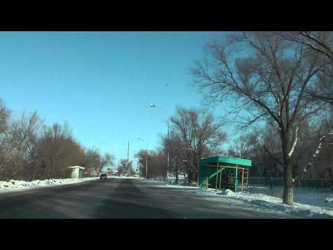 Из окна автомобиля: Шахтинск