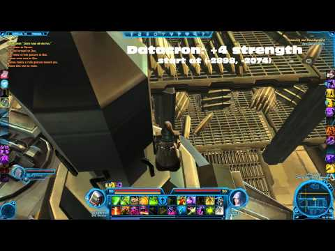 SWTOR Datacron Locations Corellia Republic