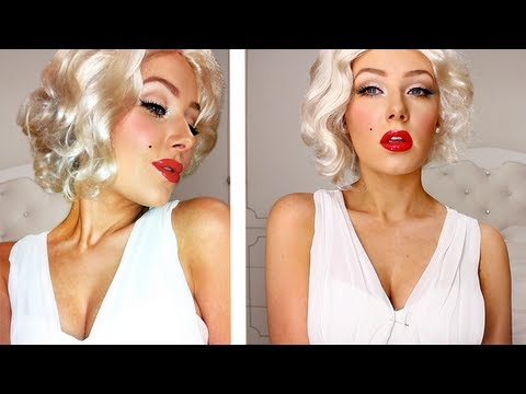 Marilyn Monroe Makeup Tutorial video