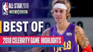 2018 NBA Celebrity Game Highlights | Presented by Ruffles