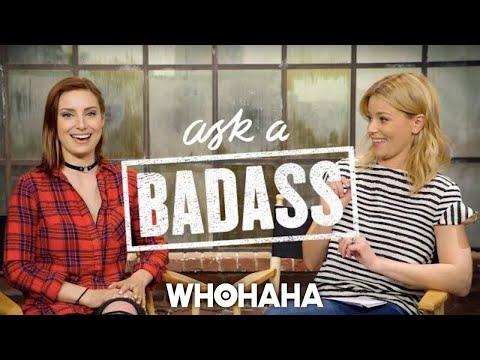 """Bree Essrig On Elizabeth Banks' """"Ask A Badass"""""""