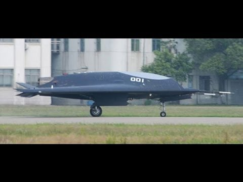 China's Lijian Stealth UCAV