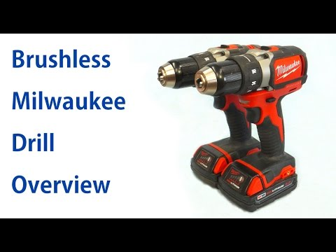 Milwaukee M18 Brushless Drill Review
