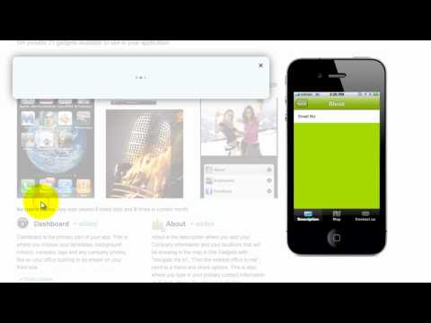 Make your own smartphone app for free