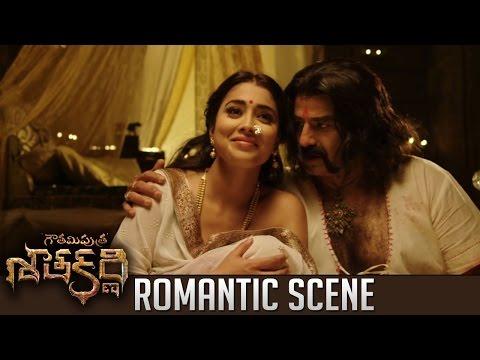 Gautamiputra Satakarni Movie Romantic Scene Promo | Balakrishna | Shriya Saran | TFPC