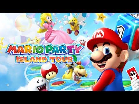 Mario Party Island Tour Review Youtube