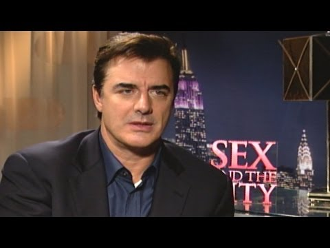 'Sex and the City' Chris Noth Interview