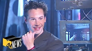 The Evolution of Keanu Reeves 😎 | MTV News