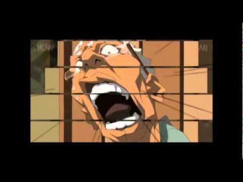The Boondocks Season 3 Intro (mirrored) video