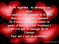 Chanson d'Amour ( La chanson d'ondine )