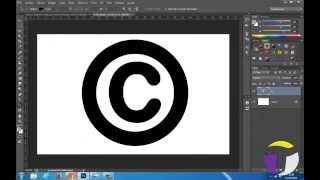 Tu copyright en Photoshop con un solo click