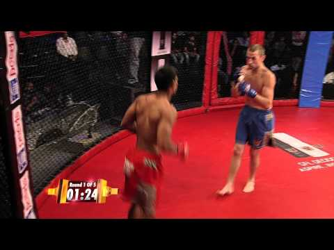 MMA in India: Super Fight League 17 - Anup Kumar Vs Tom Mckenna