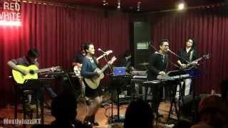 Indra Lesmana ft. Eva Celia - Terbang @ Mostly Jazz 31/01/14 [HD]