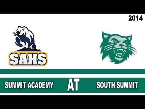 Boys Basketball: Summit Academy vs South Summit High School
