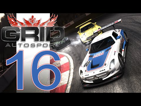 Lets Play Grid Autosport EP16 Look On The Bright Side