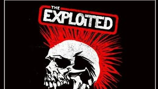 The Exploited - UK 82 live @ Punk for Pam, Edinburgh 2017