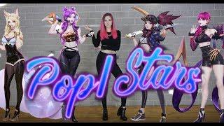 K/DA - POP/STARS- League of Legends [Dance Cover - Pastel☆Girls]