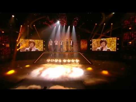 One Direction Sing Torn - The X Factor Live Final (full Version) video
