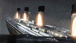 TITANIC SINKS IN GTA 5! AMAZING TITANIC MOD HD 60FPS