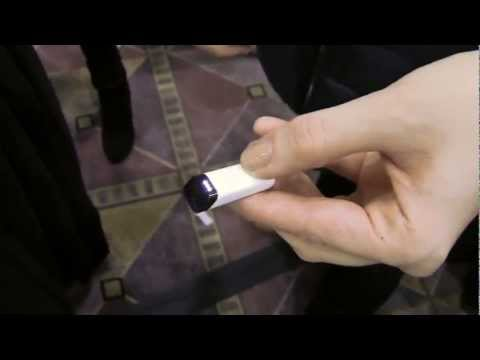 Fitbit Flex fitness band- CES 2013
