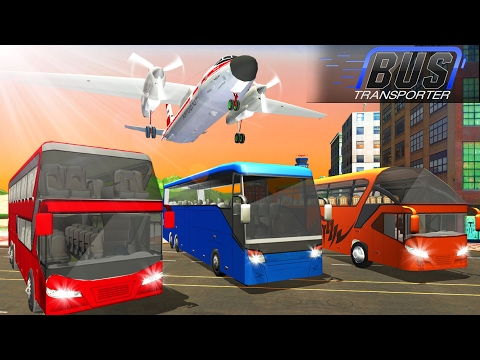 Bus Transporter Truck 2017 APK Cover